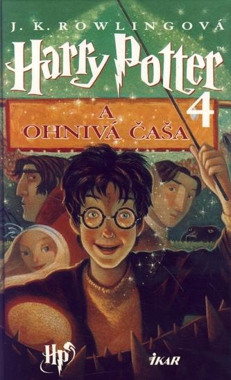 Harry Potter 4 - A ohnivá čaša, 2. vydanie