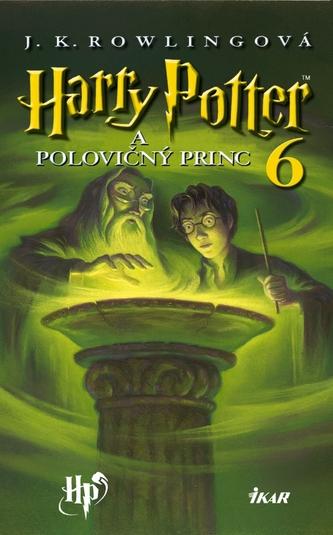 Harry Potter 6 - A polovičný princ, 2. vydanie