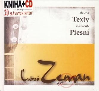 Ľuboš Zeman - slávne texty slávnych piesní (kniha+CD)