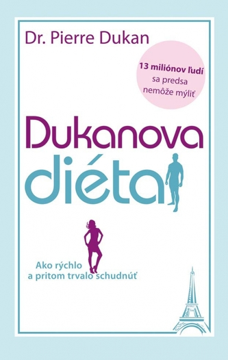 Dukanova diéta - Pierre Dukan