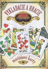 Darčekový komplet - Vykladacie a hracie originálne mariášové karty