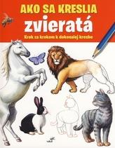 Ako sa kreslia zvieratá