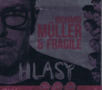 Richard Müller & Fragile - Hlasy 2CD&DVD - autor neuvedený