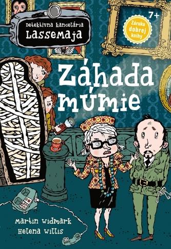 Záhada múmie - Detektívna kancelária LasseMaja