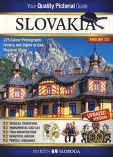 Slovensko obrázkový sprievodca ANG - Slovakia pictorial guide