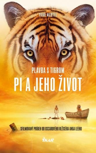 Plavba s tigrom - Pi a jeho život, 2. vydanie