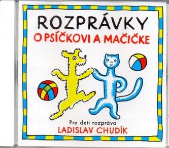 CD - Rozprávky o Psíčkovi a Mačičke - Jörg Meidenbauer