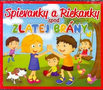 CD-Spievanky a Riekanky spod Zlatej Brány-2CD - Jörg Meidenbauer