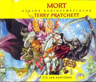 Mort - Úžasná audiozeměplocha - 9 CD