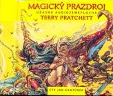 Magický prazdroj - Úžasná audiozeměplocha