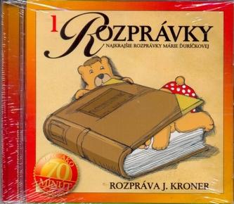 CD-Najkrajšie rozprávky Márie Ďuríčkovej(1)