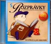 CD-Najkrajšie rozprávky Boženy Němcovej(5)