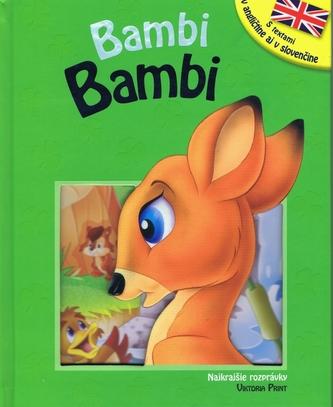 Bambi- dvojjazyčná