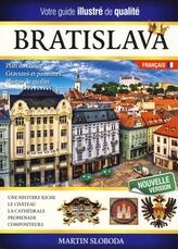 Bratislava obrázkový sprievodca FRA - Bratislava guide illustré