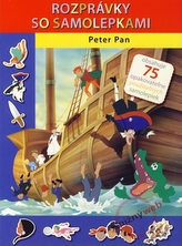 Peter Pan - Rozprávky so samolepkami