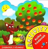 Aktivity-Zvieratká z džungle-kniha hádaniek