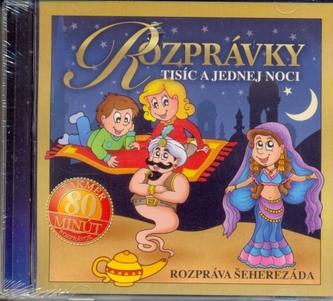 CD - Rozprávky Tisíc a jednej noci