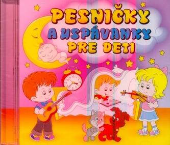 CD - Pesničky a uspávanky pre deti - Jörg Meidenbauer