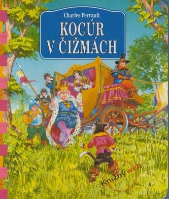 Kocúr v čižmách - Fonfara Andrzej