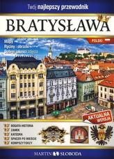 Bratislava obrázkový sprievodca POL - Bratislava prewodnik ilustrowany