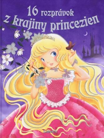 16 rozprávok z krajiny princezien