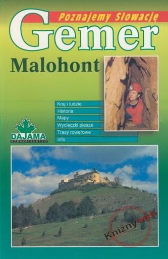 Gemer - Malohont - Poznajemy Slowację