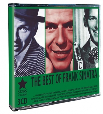 CD box- The best of Frank Sinatra