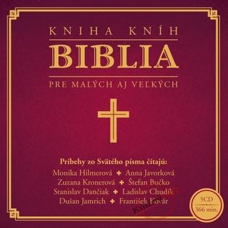 Biblia pre malých aj veľkých - KNP-5CD