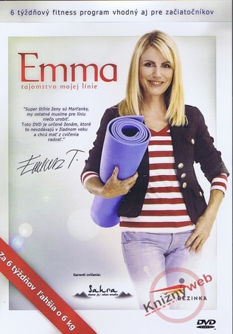 Emma - tajomstvo mojej línie DVD