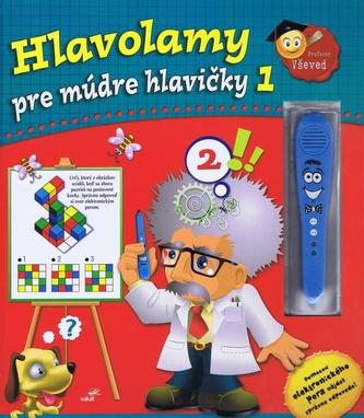 Hlavolamy pre múdre hlavičky 1 - Profesor Vševed