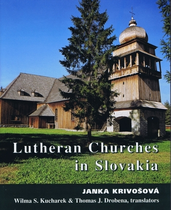 Lutheran Churches in Slovakia - (anglický jazyk)