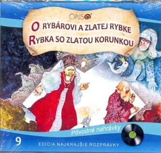 CD-Najkrajšie rozprávky 9-O rybárovi a zlatej rybke, Rybka so zlatou korunkou