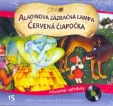 CD-Najkrajšie rozprávky 15-Aladinova zázračná lampa
