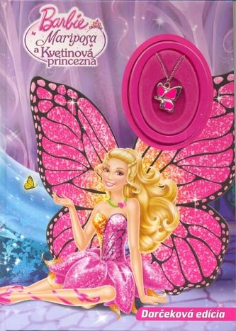 Barbie a Kvetinová princezná - s hračkou