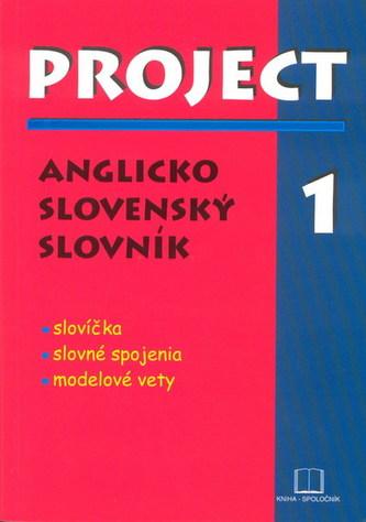 PROJECT 1 - Anglicko-slovenský slovník