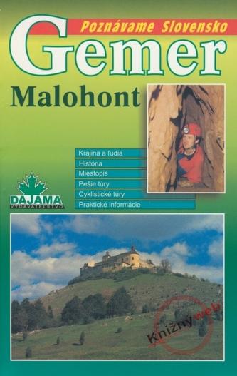 Gemer - Malohont - Poznávame Slovensko