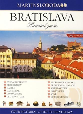 Bratislava obrázkový sprievodca HEB