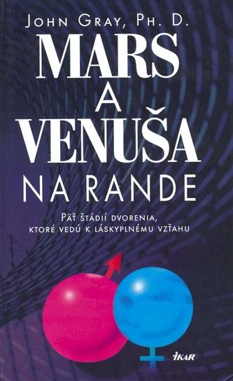 Mars a Venuša na rande, 2.vydanie