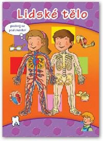 Lidské tělo - Podívej se pod okénko!