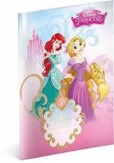 Sešit Princess Duo, 14,8 x 21 cm