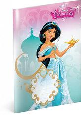 Sešit Princess Jasmine, 14,8 x 21 cm
