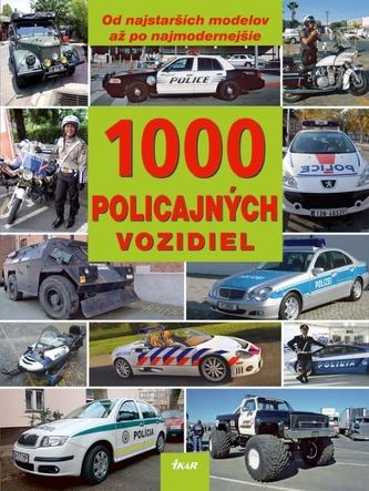 1000 policajných vozidiel