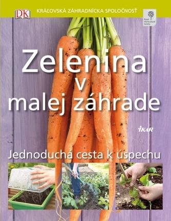 Zelenina v malej záhrade