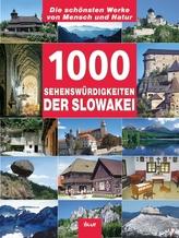 1000 Sehenswurdigkeiten der Slowakei