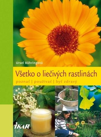 Všetko o liečivých rastlinách