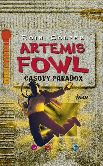 Artemis Fowl - Časový paradox 6. diel