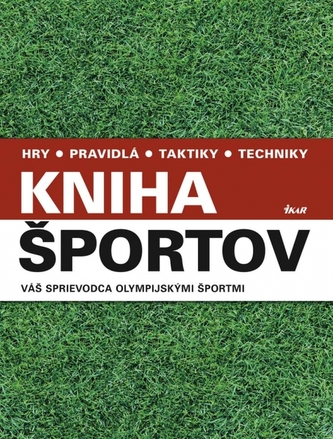 Kniha športov