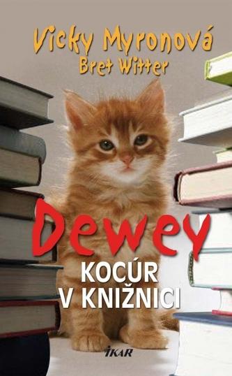 Dewey - Kocúr v knižnici