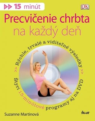 Precvičenie chrbta na každý deň (15 minút) + DVD