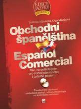 Obchodní španělština 3 CD